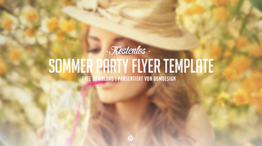 sommer-party-flyer-template